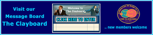 enter The Clayboard Message Board